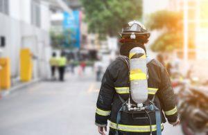 Palohälytysten siirto