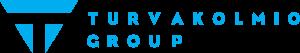 Turvakolmio logo